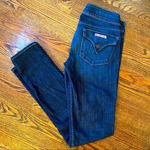 Hudson skinny jeans 26